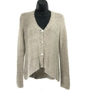 Eileen Fisher Cardigan Sweater Viscose Polyester